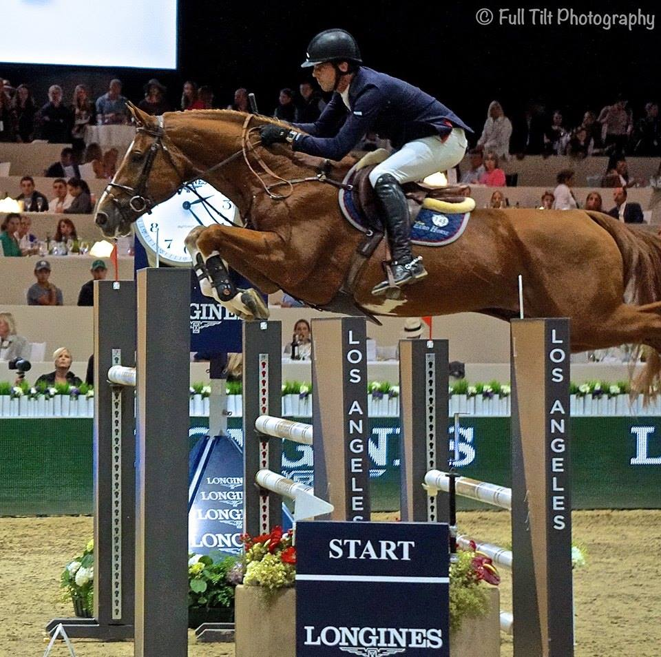 Grand Prix show jumping